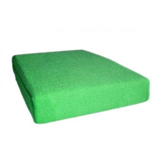 Prostěradlo zelené